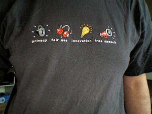 fair use t-shirt
